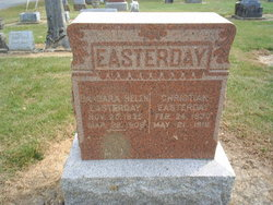 Barbara Helen <i>Haley</i> Easterday