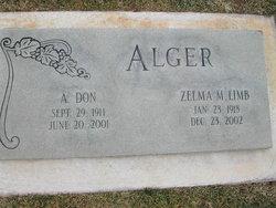 Alvie Don Alger