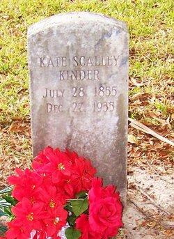 Catherine Kate <i>Scalley</i> Kinder