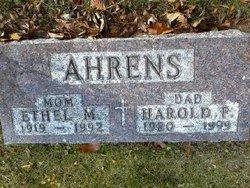 Herold P Ahrens
