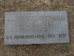 James Paul Buchanan, Sr
