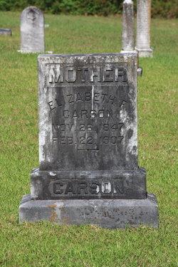 Elizabeth F. Carson