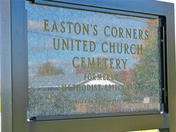 Easton's Corners United Church Cemetery