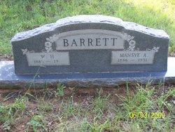 William Henry Barrett