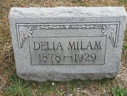 Margaret F Delia <i>Wells</i> Milam