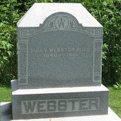 Mary <i>Webster</i> Ross