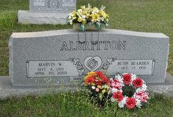 Ruth <i>Bearden</i> Albritton