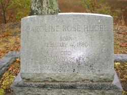 Caroline Rose Huger