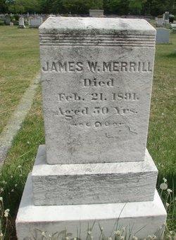 James W. Merrill