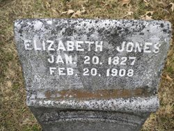 Elizabeth <i>Chadwick</i> Jones