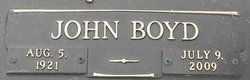 John Boyd Adams