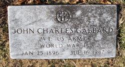 John Charles Gabbard