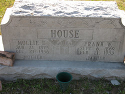 Mollie E <i>Scruggs</i> House