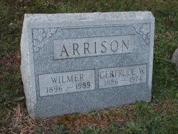 Gertrude <i>Wright</i> Arrison