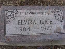 Elvira <i>Larson</i> Luce
