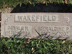 Donald Wakefield