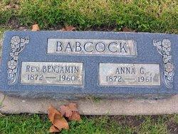 Benjamin Babcock
