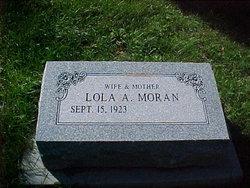 Lola A <i>Greene</i> Moran