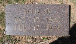 John Kirsch, Sr