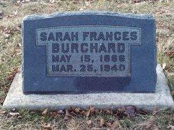Sarah Frances <i>Forbes</i> Burchard