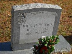 John H. Bohack