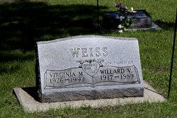 Willard Vernon Weiss