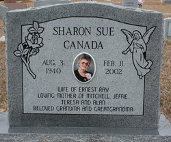 Sharon Sue <i>Edens</i> Canada