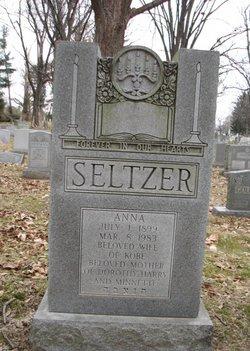 Anna Seltzer