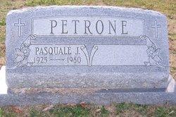 Pasquale John Pat Petrone