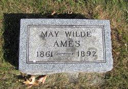 May <i>Wilde</i> Ames