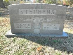 May Elizabeth <i>McCauley</i> Blackard Stephens
