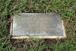 Blake B. Cowden