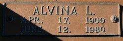 Alvina <i>Lampe</i> Albright
