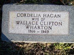 Cordelia Hagan Wharton