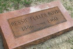 Bessie C <i>Fuller</i> Boyd