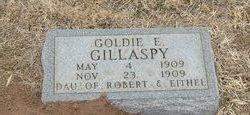Goldie E Gillaspy