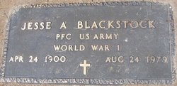 Jesse A Blackstock