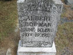 Albert Bowman