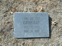 Carl Bennett Grohman