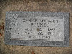 George Benjamin Pounds