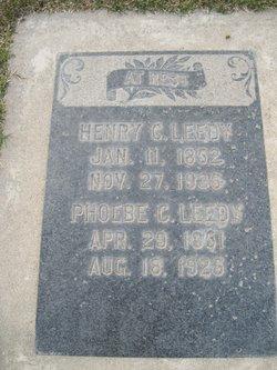 Henry C. Leedy