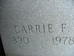 Carrie Alice <i>Falknor</i> Iams