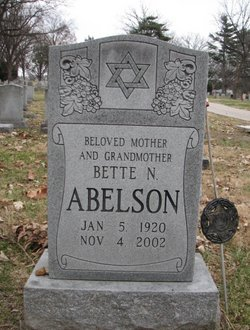 Bette N Abelson