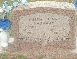 Thelma <i>Pittman</i> Caraway