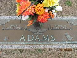 Aubie Lee Adams