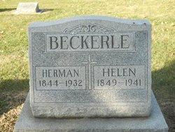 Helen Beckerle