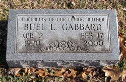 Buel L Gabbard