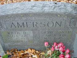 Sibbie <i>Smith</i> Amerson