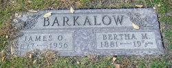 James Oldham Barkalow