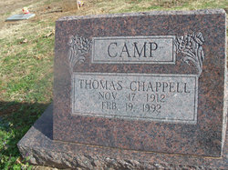 Thomas Chappell Camp